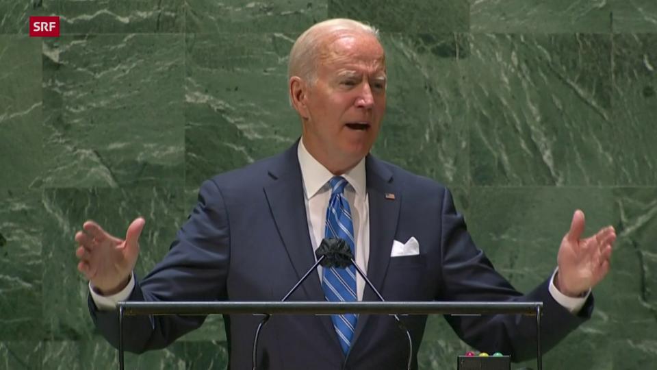 Biden will eine neue Ära der Diplomatie einläuten