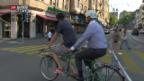 Video «FOKUS: 2 Andersgesinnte auf dem Tandem» abspielen
