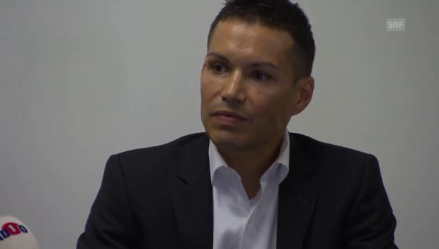 Video ««Standards wurden eingehalten», sagt Jérôme Endrass.» abspielen