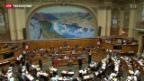 Video «Nationalrat weist Lex USA zurück» abspielen