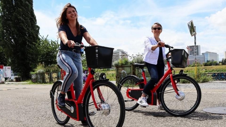 Konkurrenz unter E-Bike Verleihsystemen