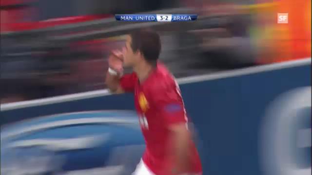 Javier Hernandez' Champions-League-Doppelpack