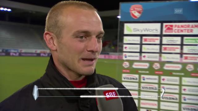 Interview mit Marco Schneuwly