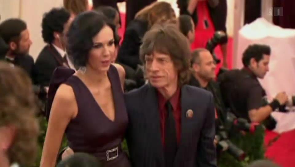 Freundin von Mick Jagger tot aufgefunden