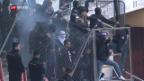 Video «Machtlos gegen Hooligans» abspielen