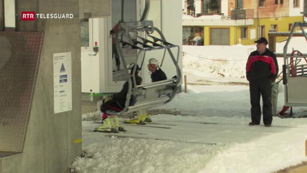 Laschar ir video «Sursaissa-Mundaun: Nova sutgera mo per skiunzs»