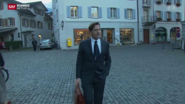 Video «Schweiz aktuell vom 21.10.2015» abspielen