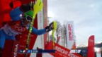 Video «Ski Alpin: Slalom der Männer, 1. Lauf von Stefano Gross (sotschi direkt, 22.2.2014)» abspielen