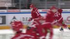 Video «Lausanne schlägt Biel nach Penaltys» abspielen
