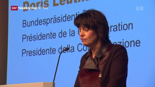 Video «CVP positioniert sich auch im internationalen Kontext» abspielen