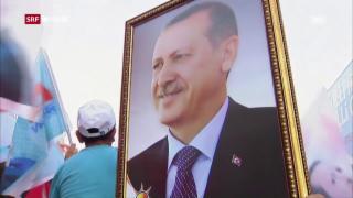 Video «Gefährliche Annäherung – Religion und Politik in der Türkei» abspielen