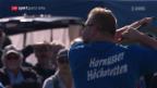 Video «Hornussen: Eidgenössisches Fest in Walkringen» abspielen