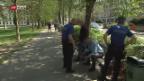 Video «Auf Patrouille mit der St. Galler Polizei» abspielen