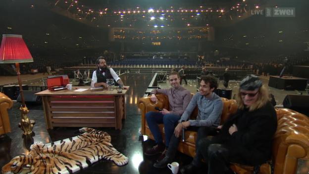 Video ««Swiss Music Awards» – die Aftershow» abspielen