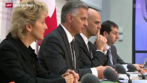Video «Bundesrat verabschiedet neues EU-Mandat» abspielen