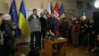 Video «Unruhen in der Ukraine» abspielen