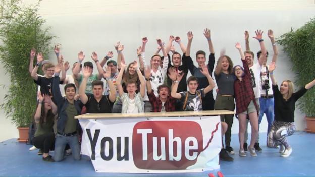 Video «Internet-Phänomen: Schweizer Stars auf Youtube» abspielen