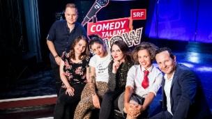 Video «Comedy Talent Show - Folge 2» abspielen