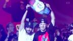 Video «Bligg und Stress im Kampf um den Rapper-König» abspielen