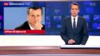 Video «Hildebrand-Affäre: Keine gesetzliche Grundlage» abspielen