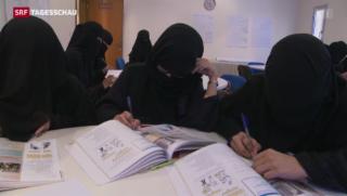 Video «Frauen(rechte) in Saudi-Arabien» abspielen