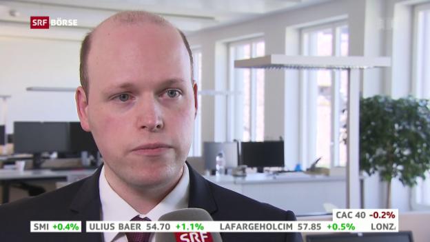 Video «SRF Börse vom 31.07.2017» abspielen