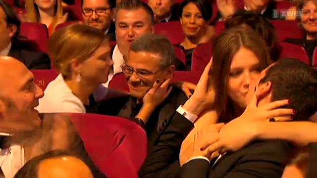 Die Gewinner in Cannes