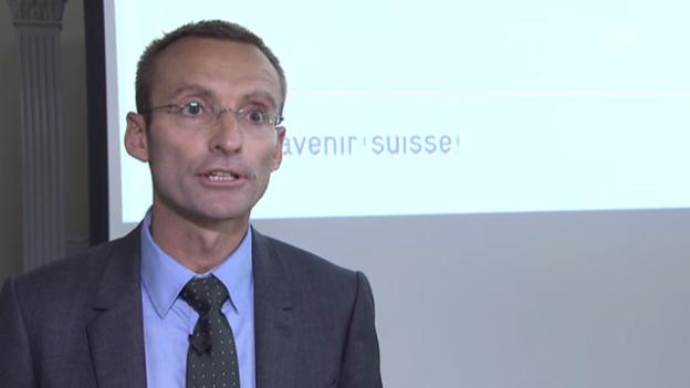 Video «Urs Meister, Avenir Suisse, zur KEV» abspielen