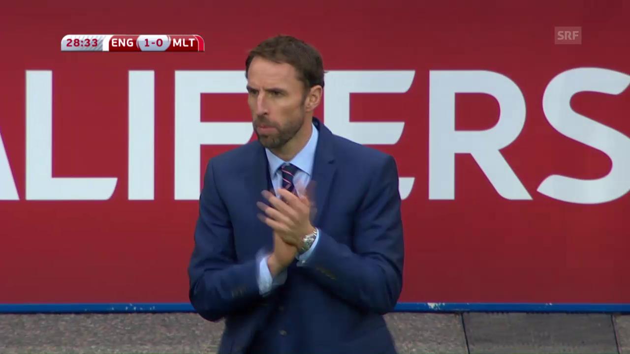 England siegt bei Southgate-Einstand mit 2:0