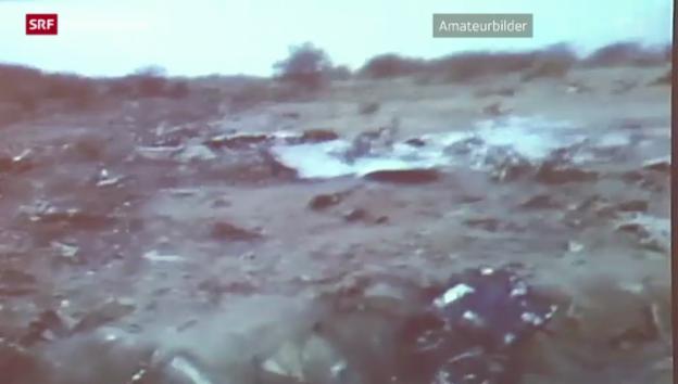 Video «Absturztrümmer des Air-Algérie-Flugs gefunden» abspielen