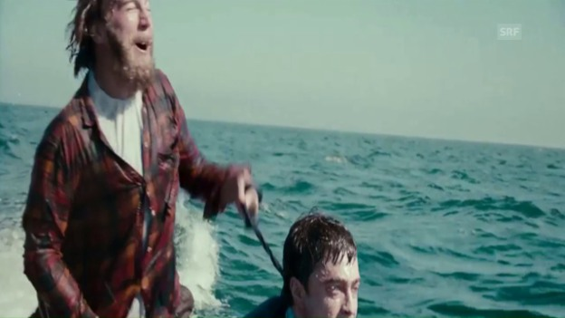 Video «Trailer zum Film «Swiss Army Man»» abspielen