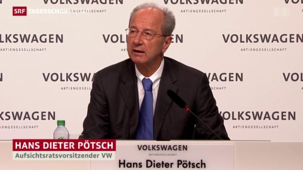 Video «VW gibt teilweise Entwarnung» abspielen