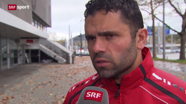 Video «YB nach dem blamablen Cup-Out bei Le Mont («sportpanorama»)» abspielen