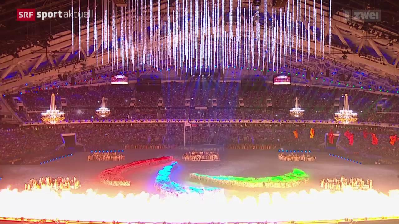 Paralympics: Die Eröffnungsfeier