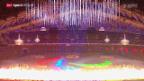 Video «Paralympics: Die Eröffnungsfeier» abspielen