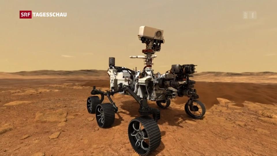 «Mars 2020»: Start Marsmission der Nasa