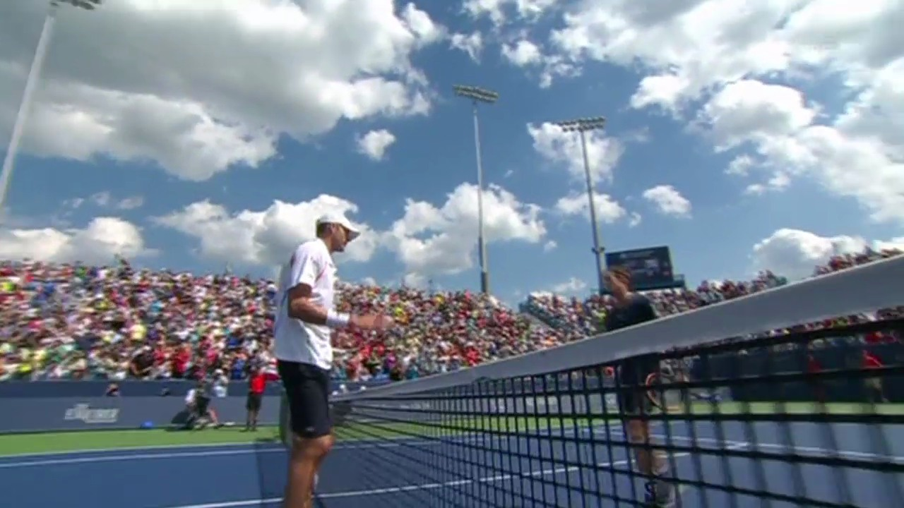 Tennis: Murray - Isner (unkommentiert)