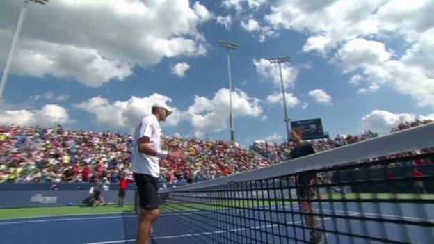 Video «Tennis: Murray - Isner (unkommentiert)» abspielen