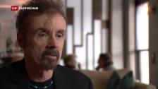 Video «Bezug zur Schweiz: T. C. Boyle gibt Einblick in seinen nächsten Roman» abspielen