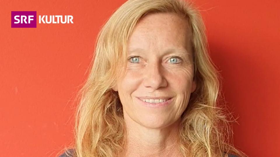 «Morbide Ader»: Christine Brand, Krimiautorin
