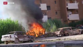 Video «FOKUS: IS-Gefahr in Europa» abspielen