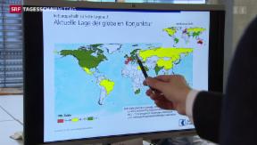 Video «Entstehung von Wirtschaftsprognosen» abspielen