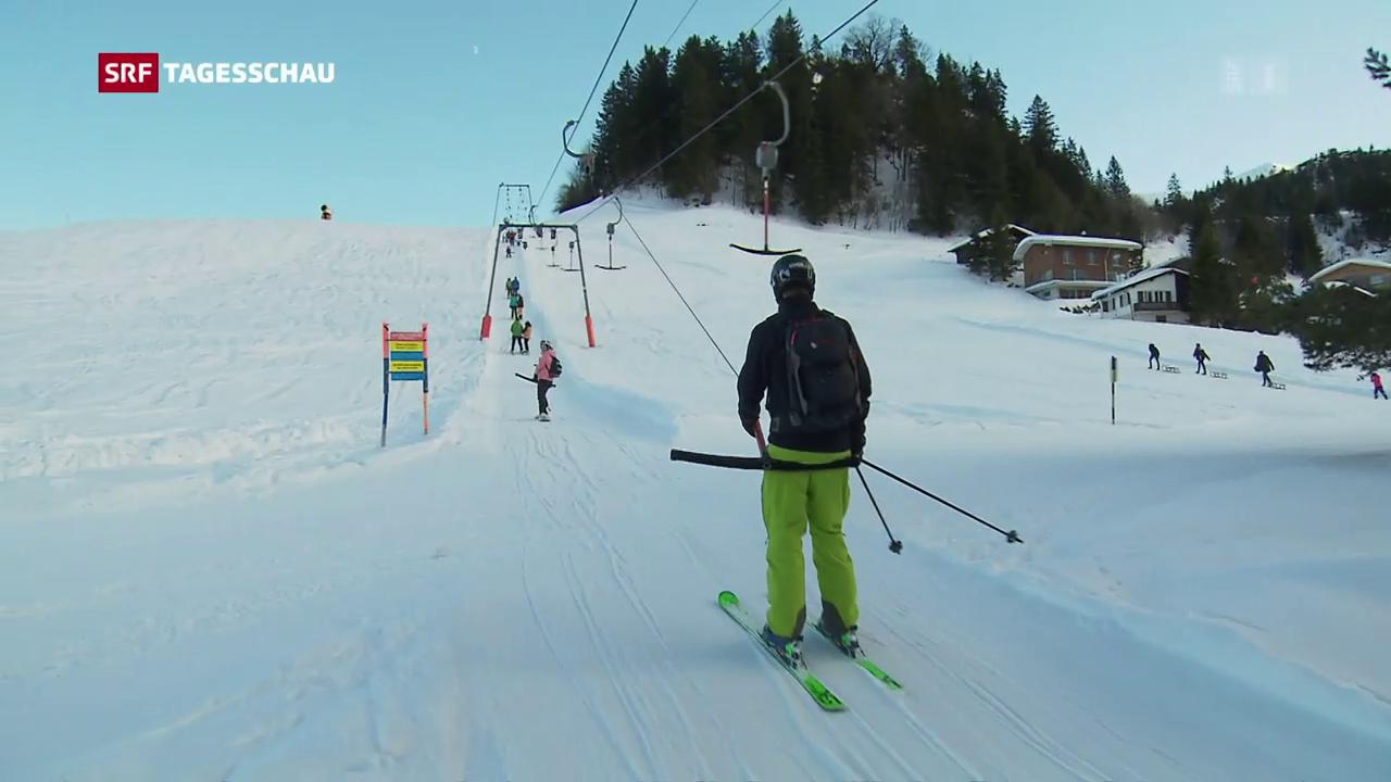 Skigebiete in der Schweiz senken die Preise