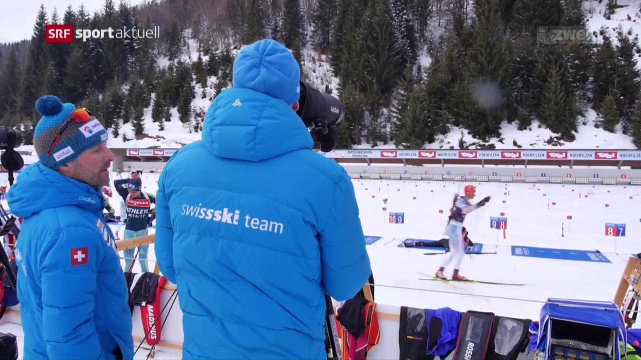 Vorschau auf die Biathlon-WM in Hochfilzen