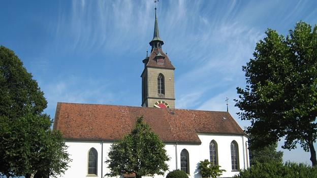 Glockengeläut der reformierten Kirche in Kirchberg