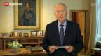 Video «König der Belgier dankt ab» abspielen