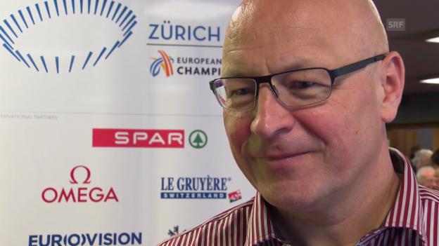Video «Interview mit CEO Patrick Magyar» abspielen