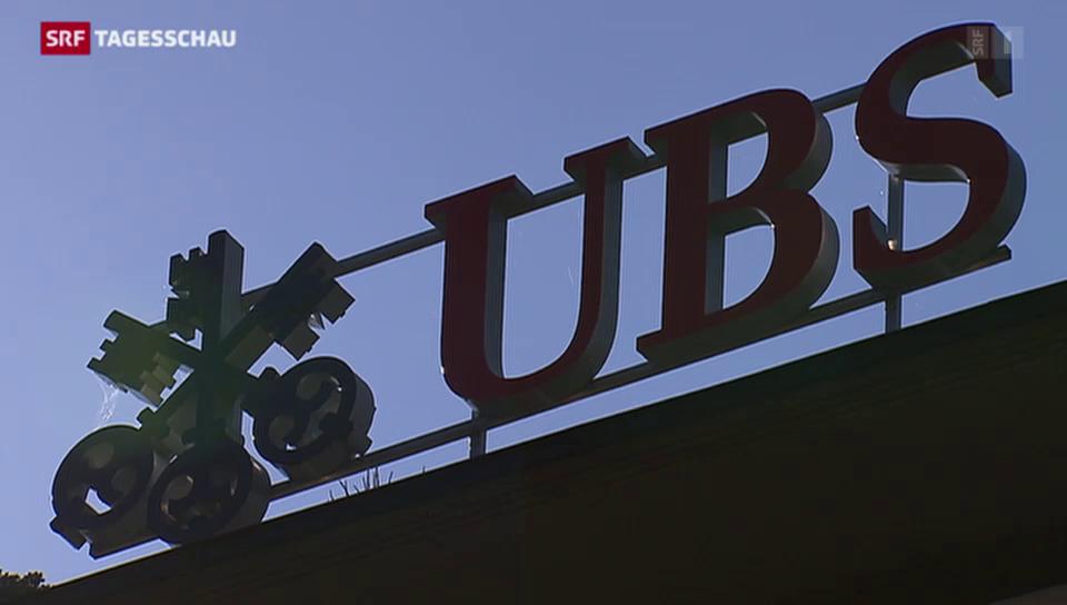 UBS dank Steuergutschriften im Plus