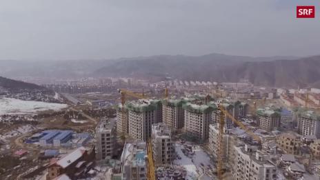 Link öffnet eine Lightbox. Video Winterolympia in China: In 5 Jahren zum neuen St. Moritz abspielen