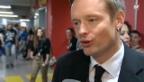 Video «Delegationsleiter Sven Sarbach im Interview» abspielen